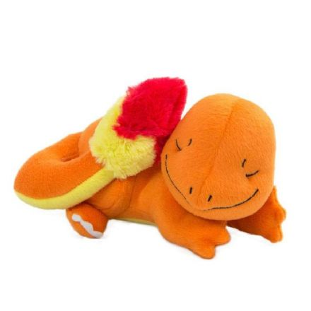 Pokemon Sleeping Charmander Plush